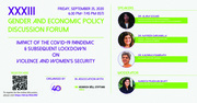 Impact of COVID-19 & Lockdown on violence & women's security