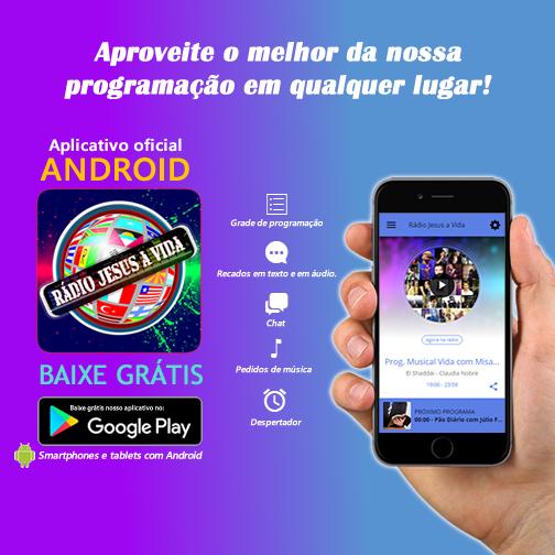 Aplicativo oficial Android