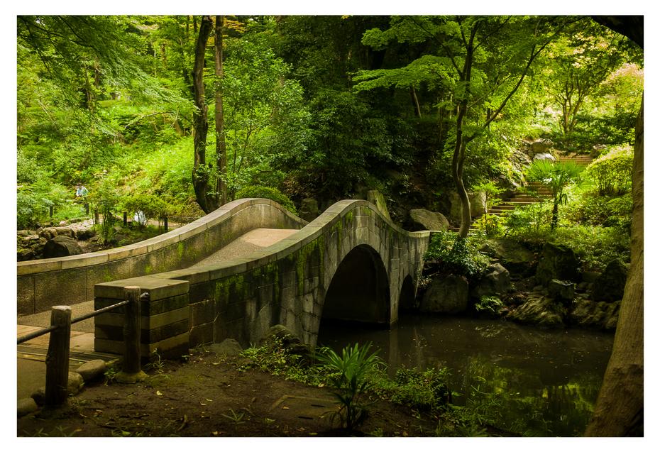 Arisugawanomiya park