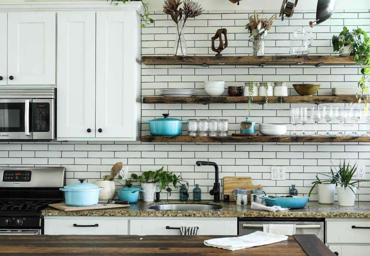 DIY Kitchen Organization