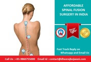 Affordable Spinal Fusion Surgery in India
