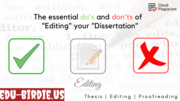 Succeed With DISSERTATION FORMATTING SERVICE In 24 Hours