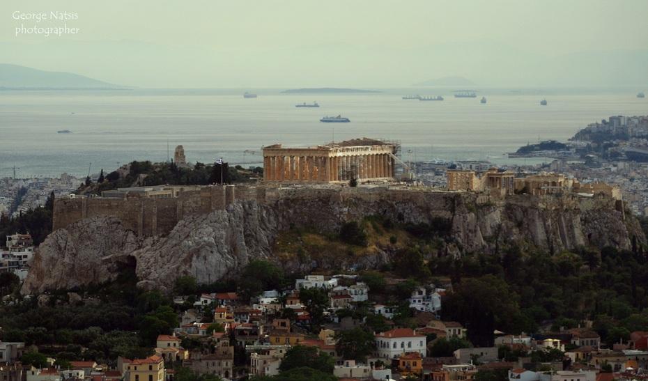 Η Ακρόπολη Αθηνών