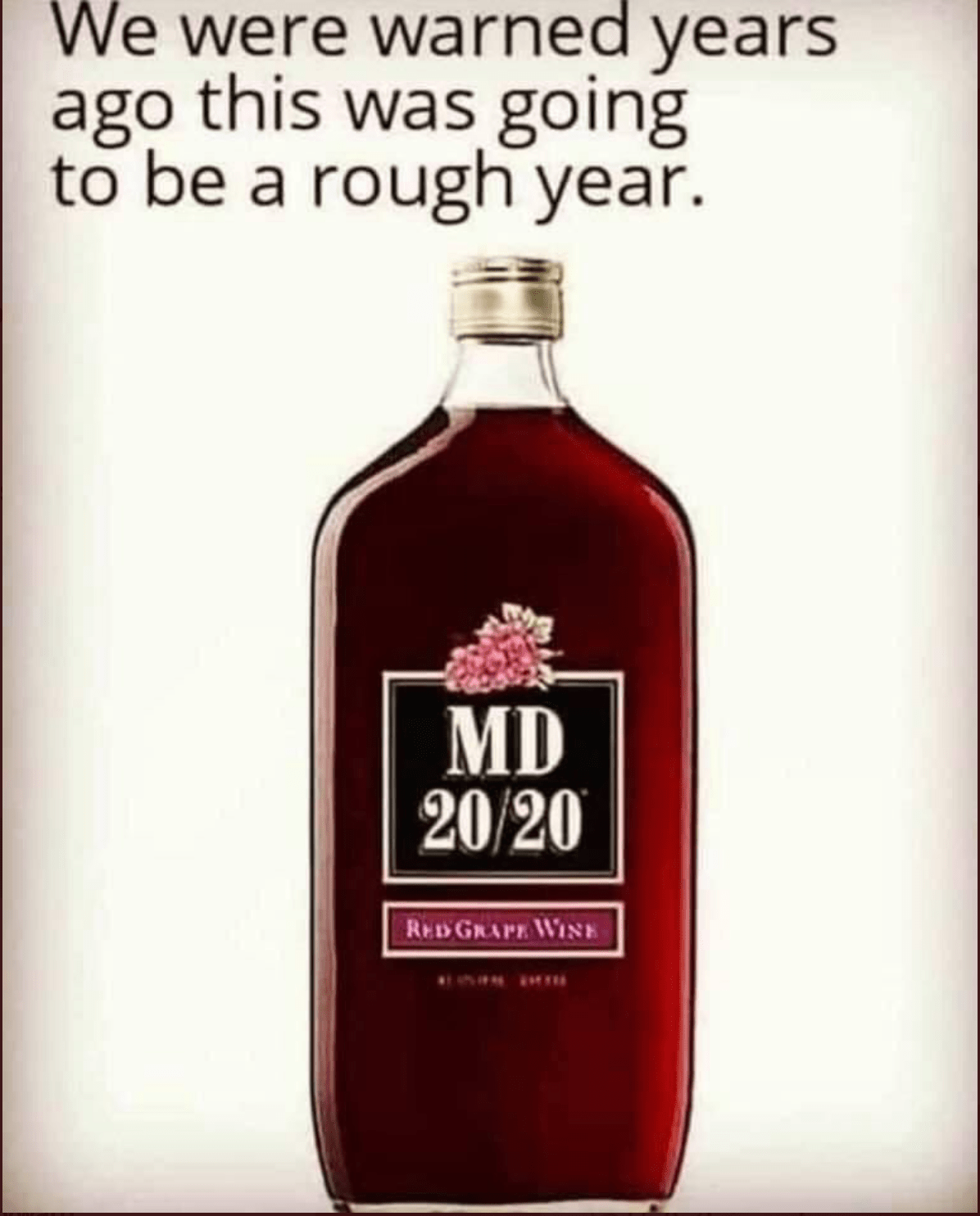 Mad Dog 20/20 predicted the future