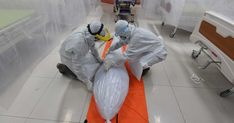 Over 1 Million People Died So Far From The Coronavirus