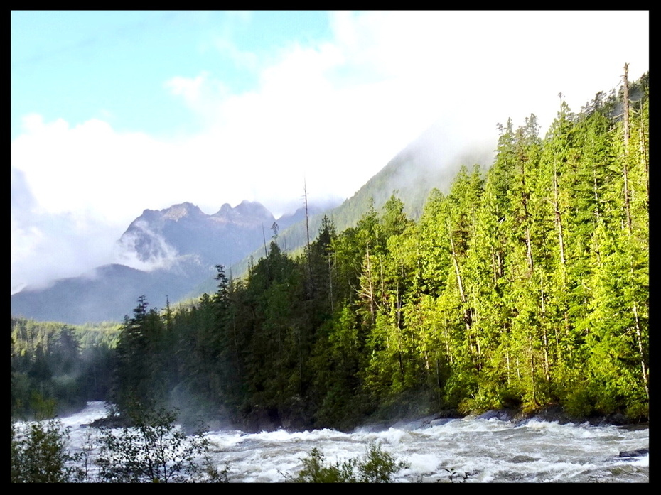 Raging Valley Creek