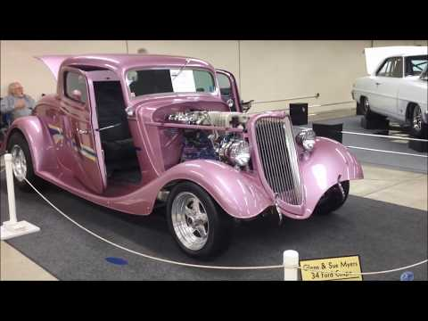 A Walk About the Custom Cars At the 2019 Indoor National Dragfest