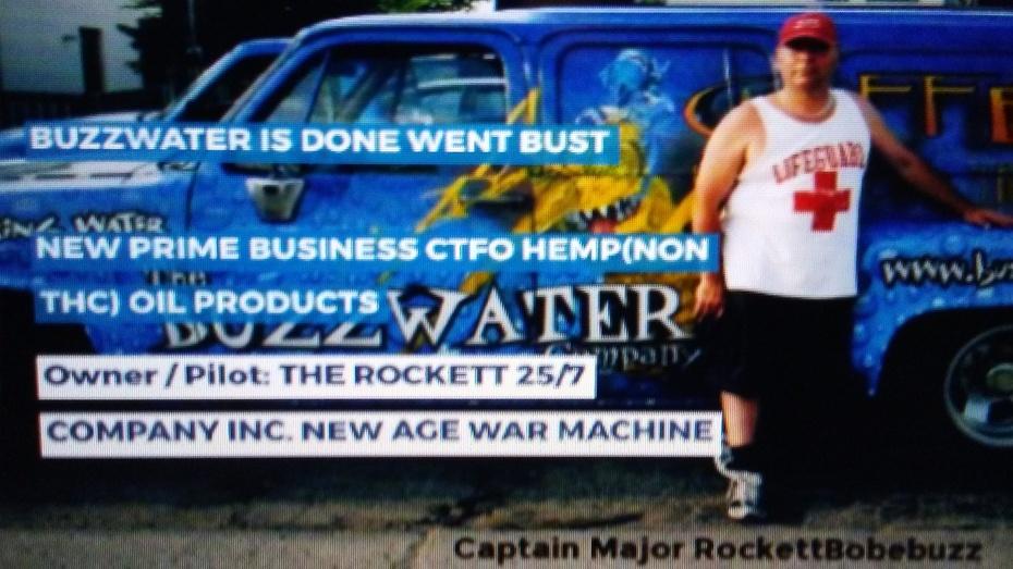 Captain Major RockettBobebuzz PHOTO