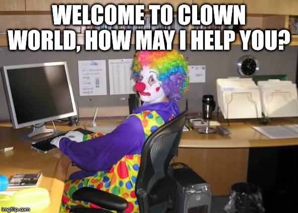 clown station
