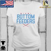 miami bottom feeders T Shirts