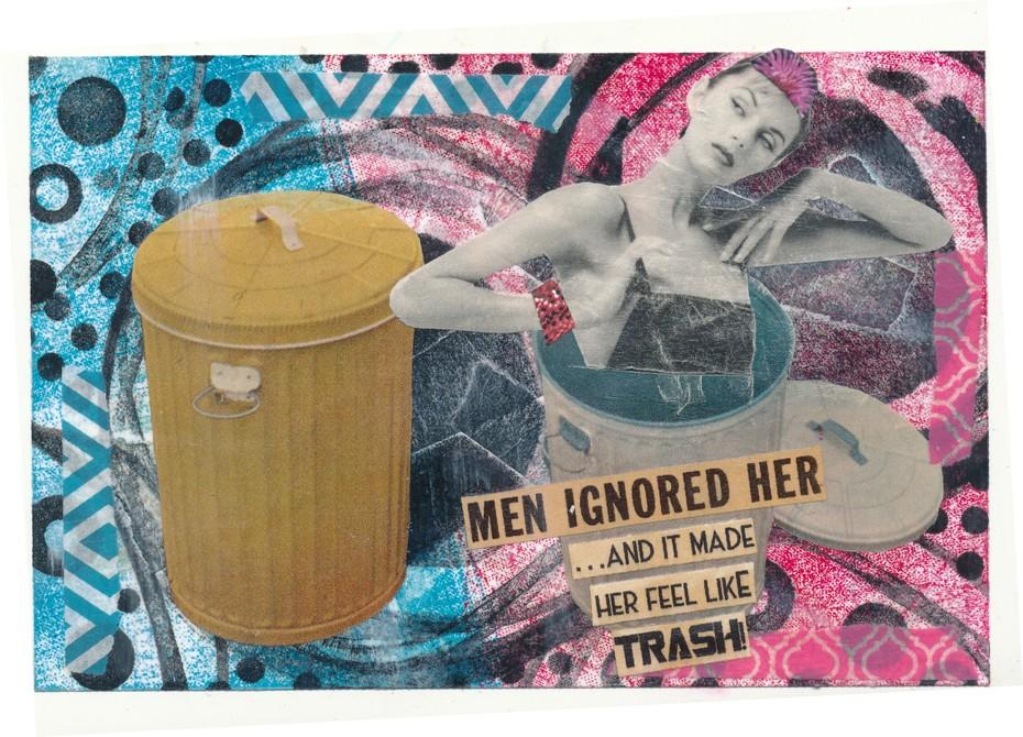 Jane B Lyons' card