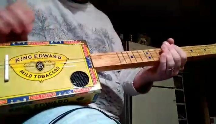 King Edward 4 string