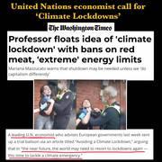 Climate Lockdown