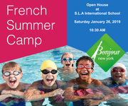 Bonjour NY French Immersion Summer Camp Open House Downtown Brooklyn