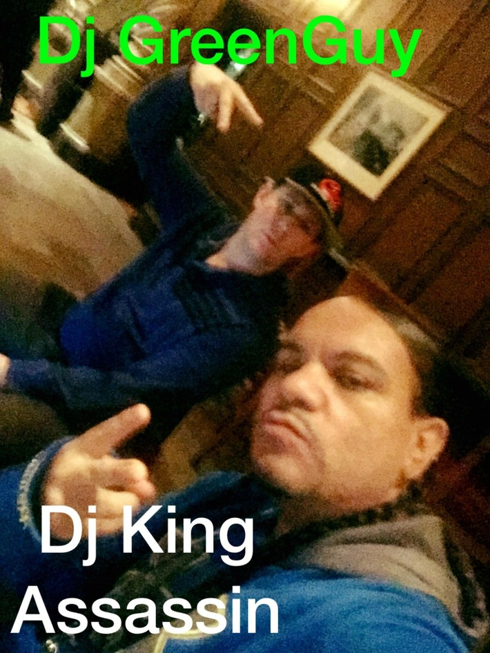 DJ Greenguy x DJ King Assassin