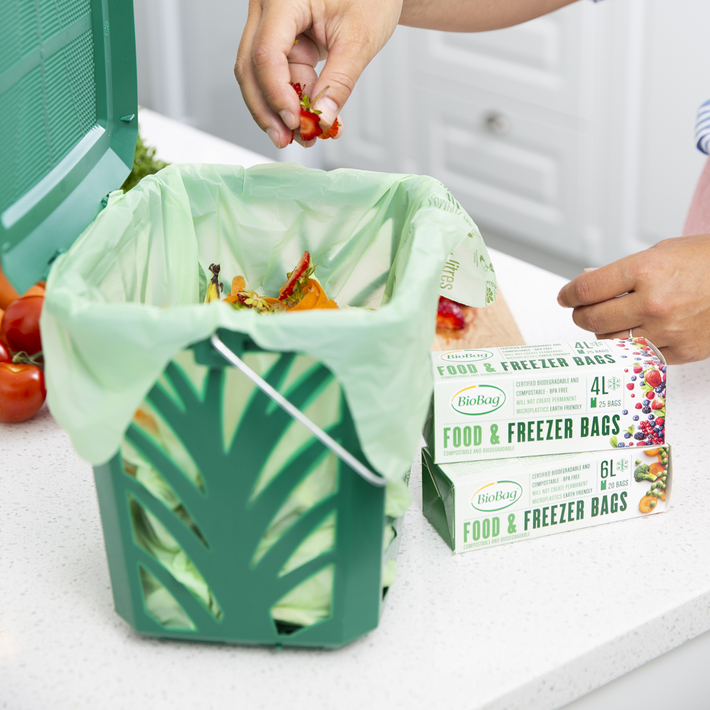 Food Waste Containers - BioBag International AS