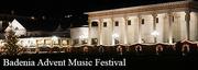 Badenia Advent Music Festival 2021
