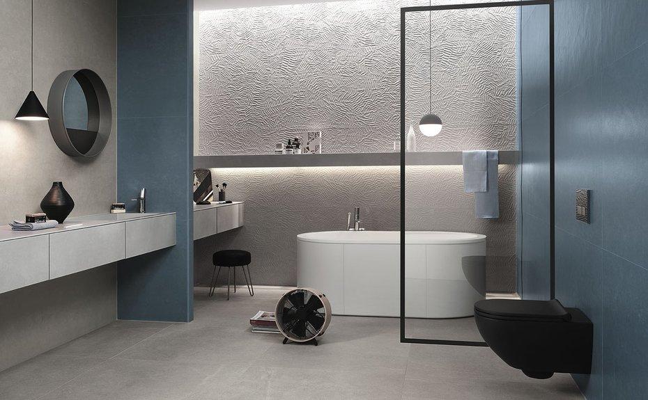 Moderné obklady do kúpeľne