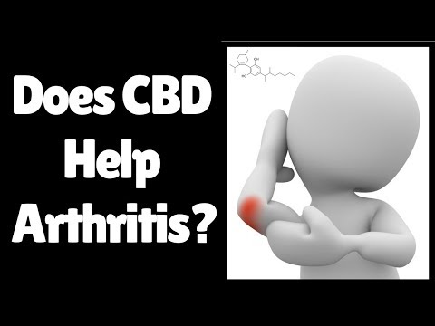 Does CBD Oil Help Arthritis: Truth Finally Revealed