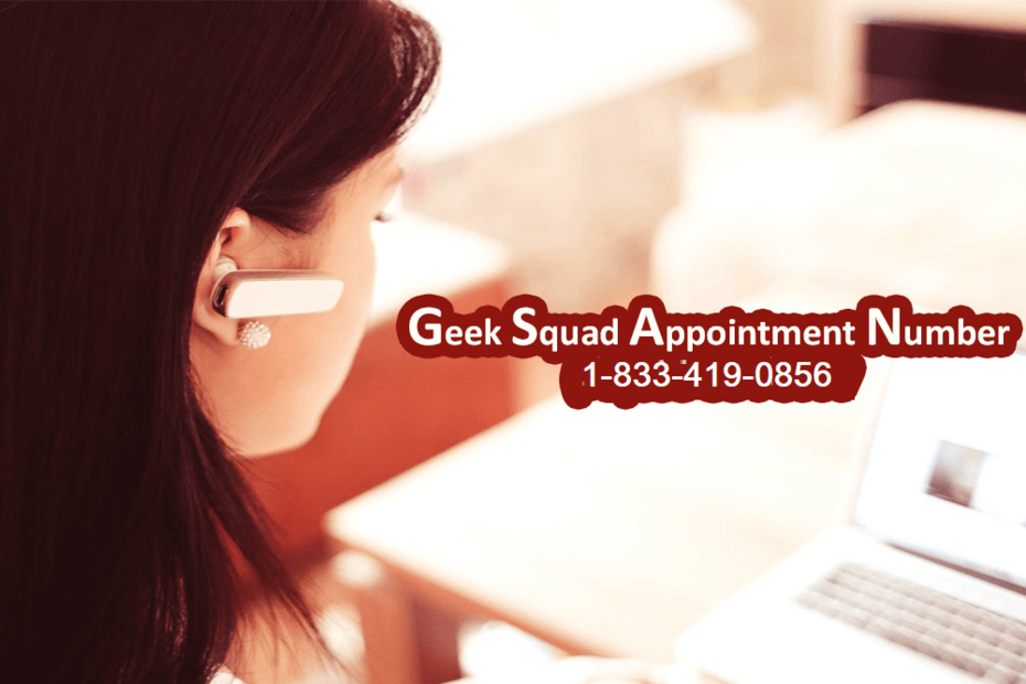 Geek Squad Appointment Phone Number in USA