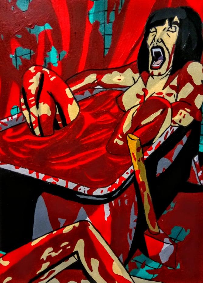Debbie Rochon: Bloodbath