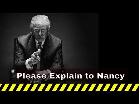 Trump Tweets a Request