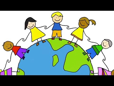 Where Are You From? | Learn Countries of the World