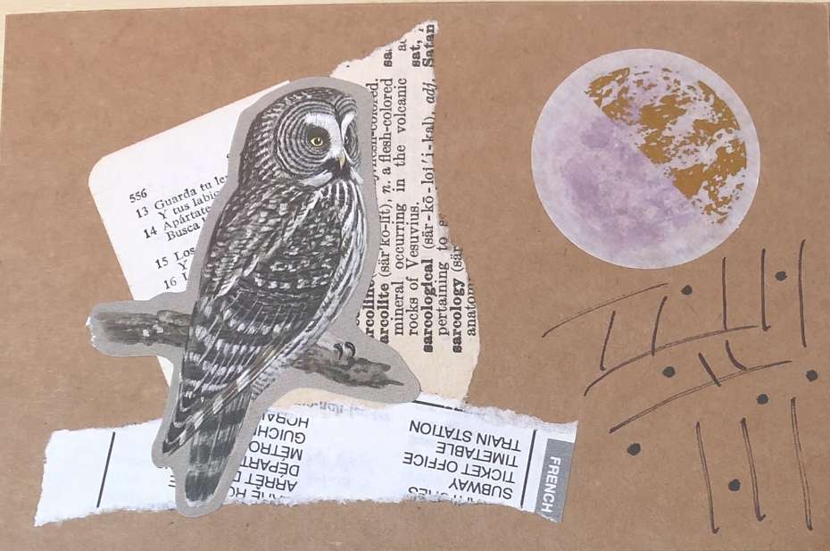 mail art two October 13 2020