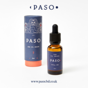 The Paso CBD Drops - the Best CBD Oil for Anxiety!