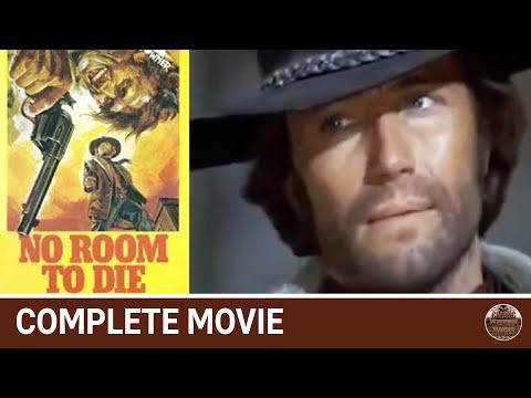 No Room to Die (Una lunga fila di croci) | (1969) Spaghetti Western | Anthony Steffen