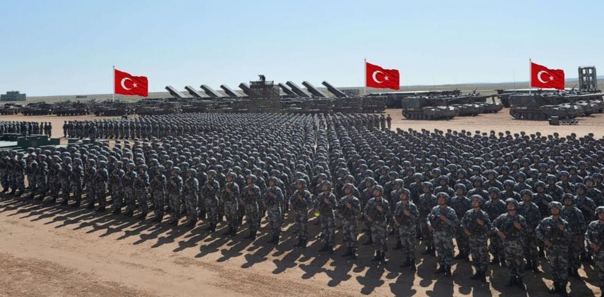 Η Τουρκία: Έχει Σχέδιο ...Εισβολής Σε Αρμενία Και Ελλάδα...(BINTEO)