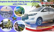 Explore the Breath Taking Gems of Shimla with Chiku Cab