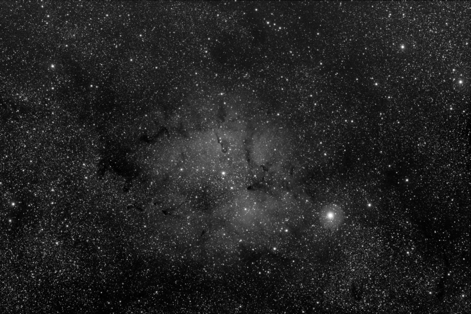 Work in progress: IC1396 O3