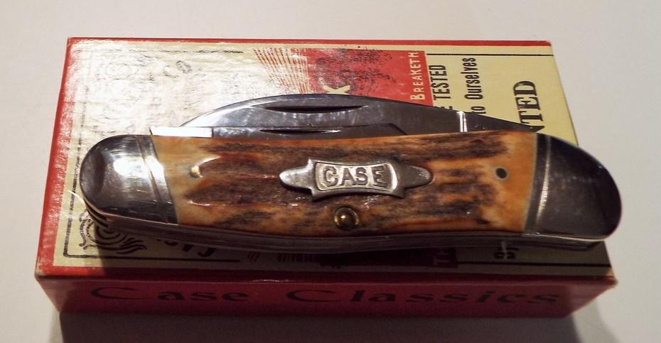 Case Classic Stag 5355