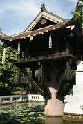 One pillar pagoda- Hanoi