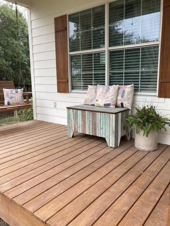 Porch Chest