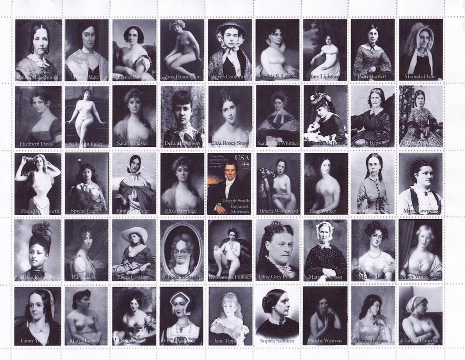 Joseph Smith & His Wives