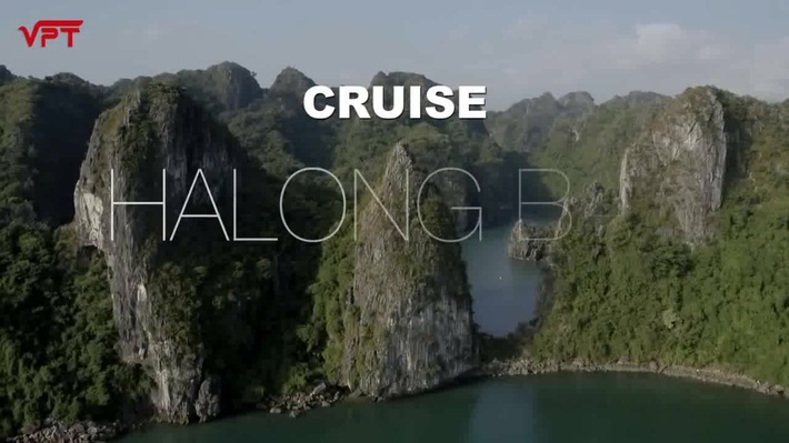 Halong Bay-  the World Natural Heritage