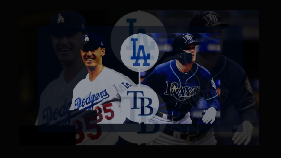Live!! Tampa Bay Rays vs Los Angeles Dodgers,(Live'STREAM)#FrEE