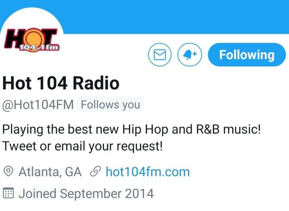 Hot 104.1 FM Radio... Young Gifted Entertainment