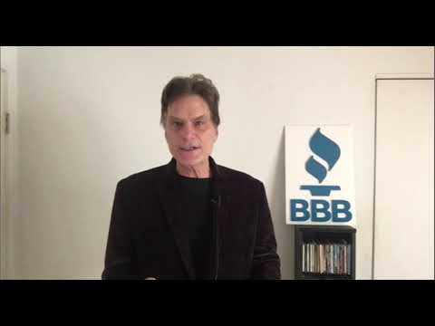 HispanicPro Summit invite by Tom Johnson, VP, Public Relations and Board Relations, Chicago BBB