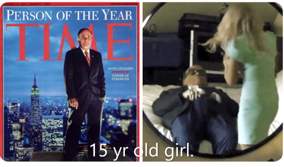 PERSON OF THE YEAR TIME 15 YR OLD GIRL