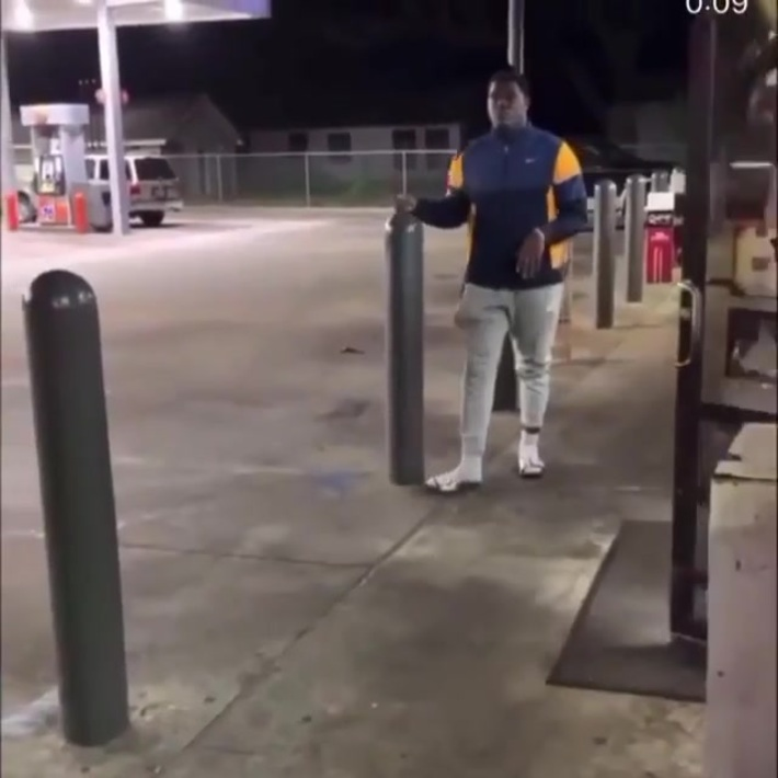 Man gets knocked out