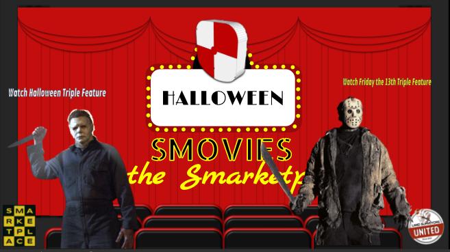 Halloween Double Triple Feature