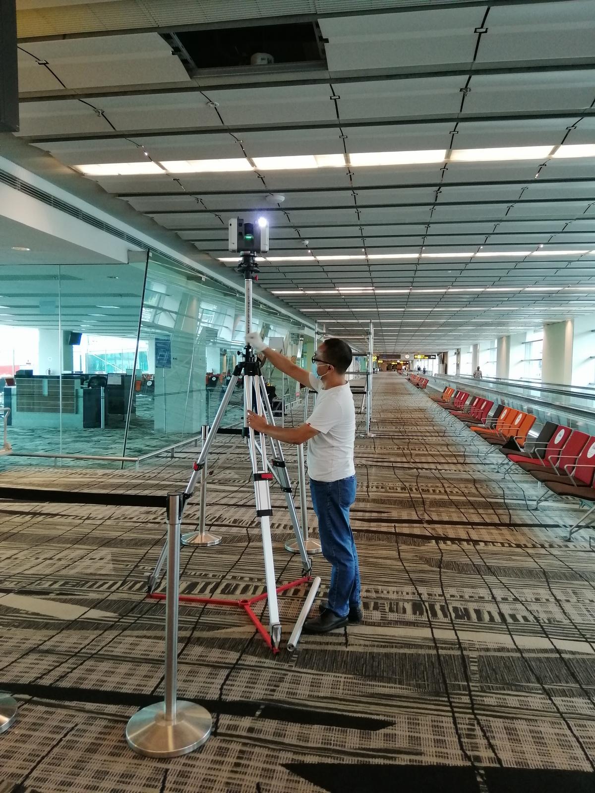 3D Scanning Singapore
