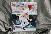 Signed Mike Schmidt 16x20 Photo