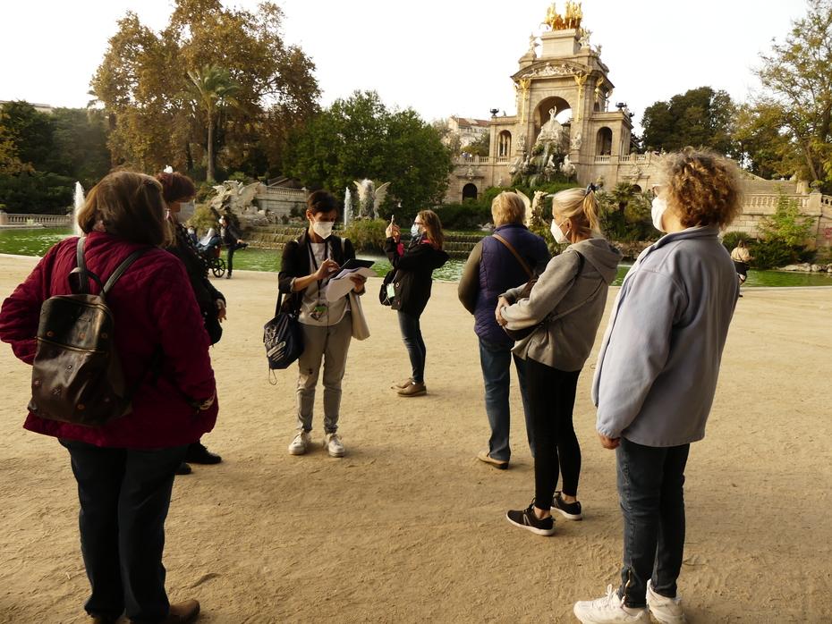 Parc de la Ciutadella 24.10.2020