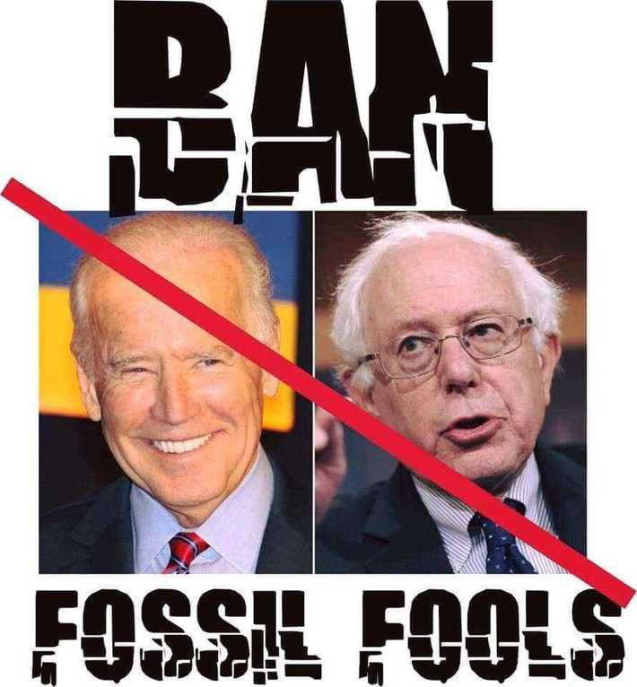 BAN - Fossil Fools - One Gone,One to Go