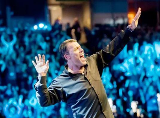 REO Pro Network Presents: Tony Robbins Peak Performance with Ant DeMario!