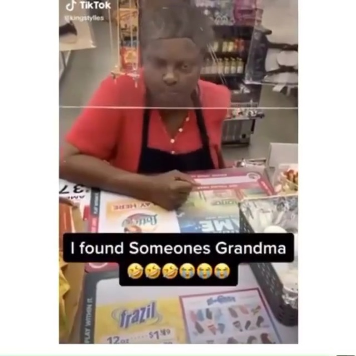 Who's Grandma is this